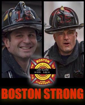 Retirees Mourn Boston Tragedy